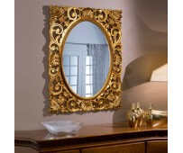 Mirrors with finishing